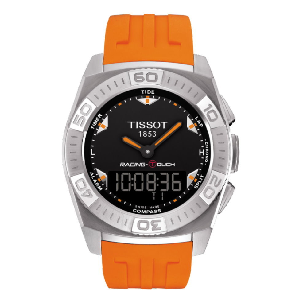 T002.520.17.051.01 T-Touch Racing mit Chronographfunktion