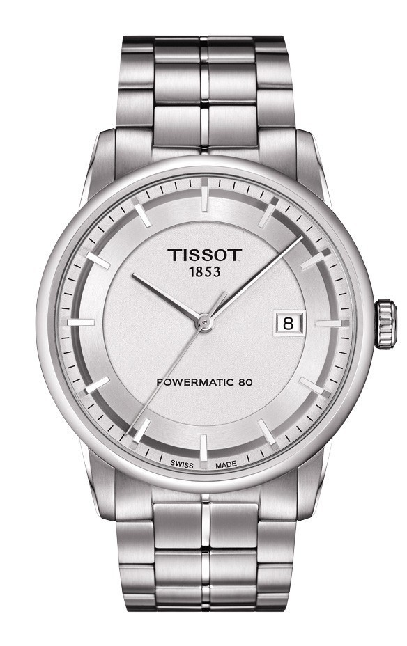T086.407.11.031.00 TISSOT LUXURY AUTOMATIC Gent